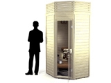 1-2 person saunas