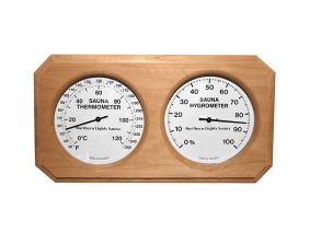 Double Thermometer